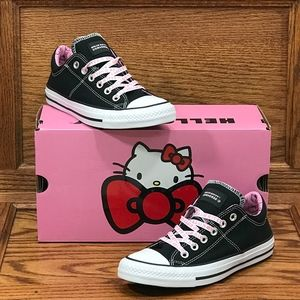 Converse Chuck Taylor All Star Madison Hello Kitty